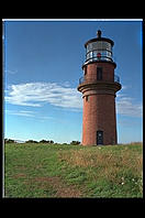 The lighthouse at Gay Head, Martha's Vineyard, Massachusetts