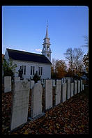 Church in Center Sandwich, New Hampshire