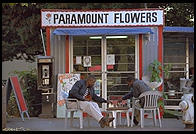 Paramount Flowers.  Oakland, California.