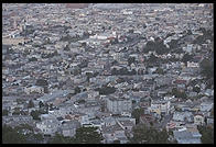 San Francisco, from Twin Peaks