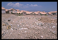 Housing development in Las Vegas, August 1999