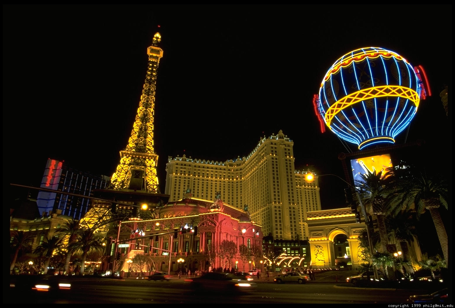 Travel Vacation Packages To Las Vegas