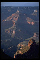 View from Bright Angel Lodge.  South Rim.  Grand Canyon National Park