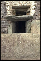 Newgrange.  Passage Grave built around 3200 BC.  North of Dublin, Ireland.