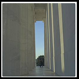 Lincoln Memorial.  Washington, D.C.