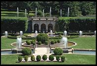 Longwood Gardens, just west of Wilmington, Delaware in Kennett Square, Pennsylvania