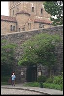 The Cloisters, part of the Metropolitan Museum of Art.  Manhattan, New York