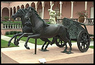 John and Mable Ringling Museum of Art.  Sarasota, Florida
