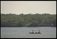 Canoing in Everglades National Park