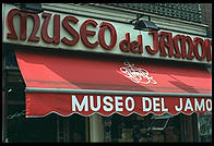 Museo del Jamon. Madrid, Spain