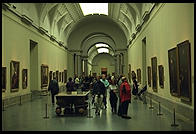 Museo Prado.  Madrid, Spain