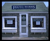 Photoworks. Downtown Chatham, Massachusetts