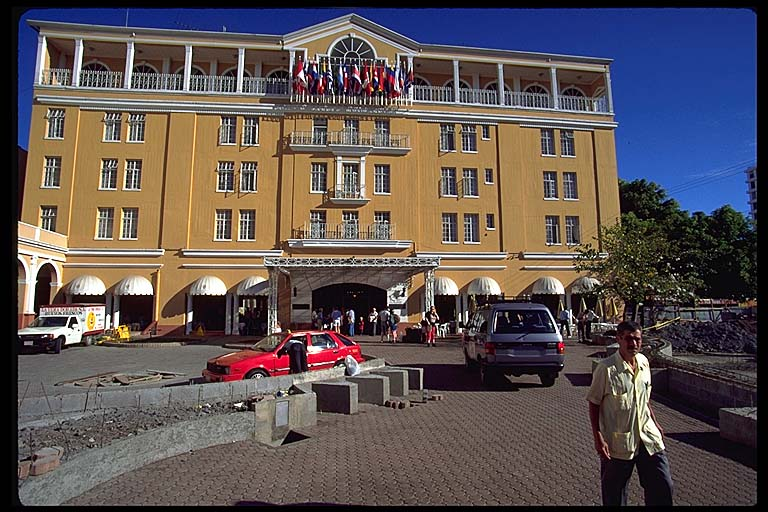 If You Insist On Staying In A Hotel The Center Of Town Gran Looked Pretty Nice Avenidas Central 2 Calle 3 Apdo 527 San Jose