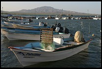 Digital photo titled loreto-boat-harbor