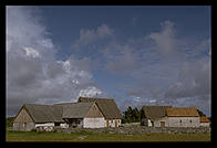 Farm on the road to Langhammars.  Faro, Northern Gotland.  Sweden