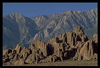 Alabama Hills. Eastern Sierra, California.