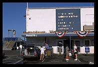 Steamship Authority terminal, Woods Hole, Massachusetts