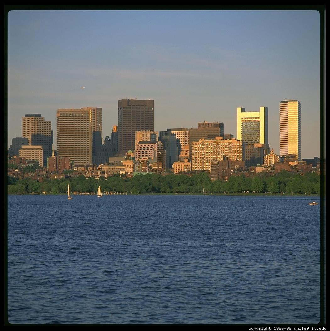 The Aviation Tourist in Boston