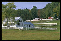 Farm, just south of Brattleboro, Vermont.